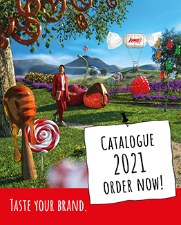Promotion Sweets catalogue order